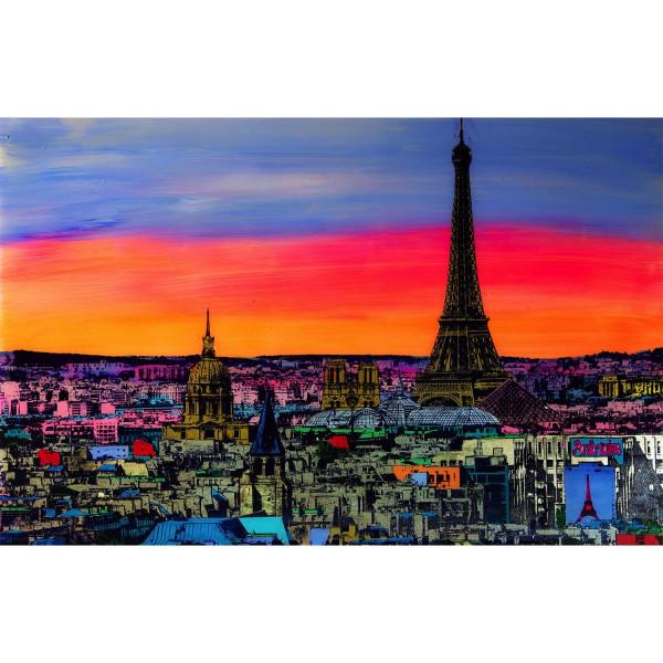 Paris– the colorfulcity collection von Sandra Rauch