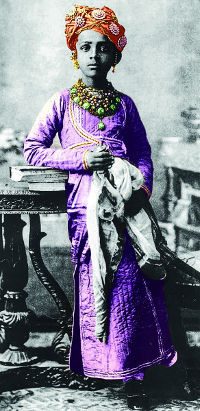 Indien - A Young Prince - 1890