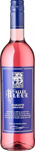 "2020 Shiraz Rosé ""Starlette"", Allée Bleue Estate"