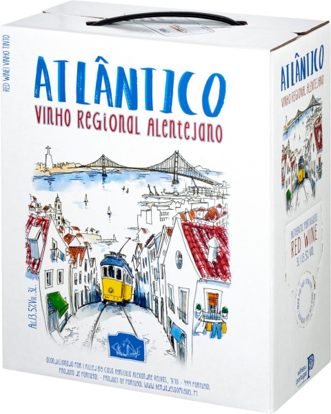 Atlântico Bag-in-Box 3,0 l