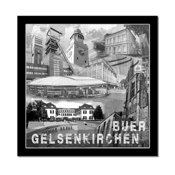 Collage Gelsenkirchen-Buer