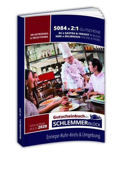 Ennepe Ruhr Kreis 2020 Gutscheinbuch.de Schlemmerblock