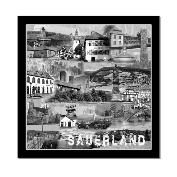 Collage Sauerland