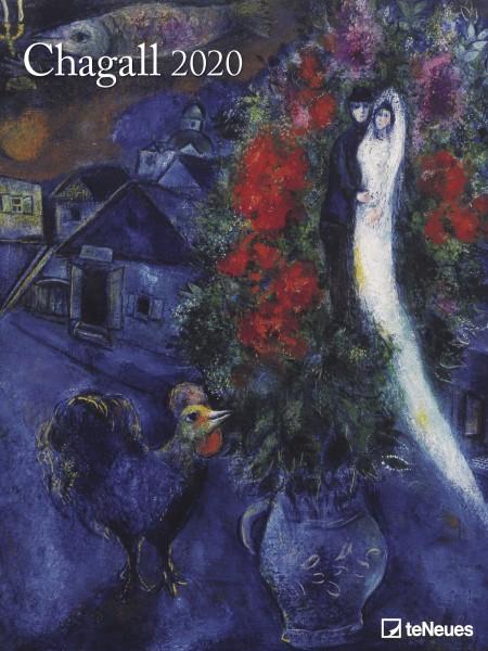 Chagall Kalender 2020