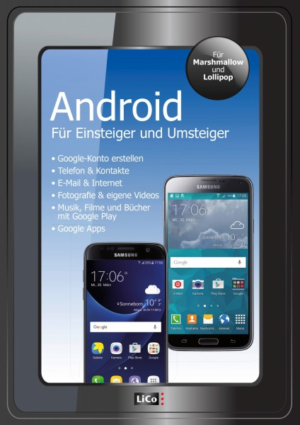 Android für Einsteiger und Umsteiger