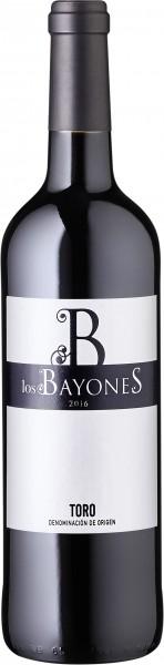 2016 Los Bayones Joven, Bodegas Francisco Casas