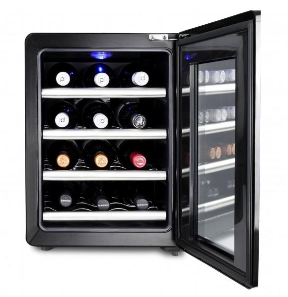 Weinkuhlschrank Caso Winecase 12 Red Exklusives Vorteilswelt