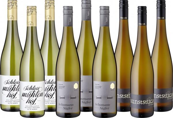 """Weinpaket """"Gault & Millau Empfehlungen für Deutschland"""""""