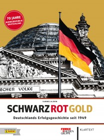 Panini Schwarz-Rot-Gold Hardcover