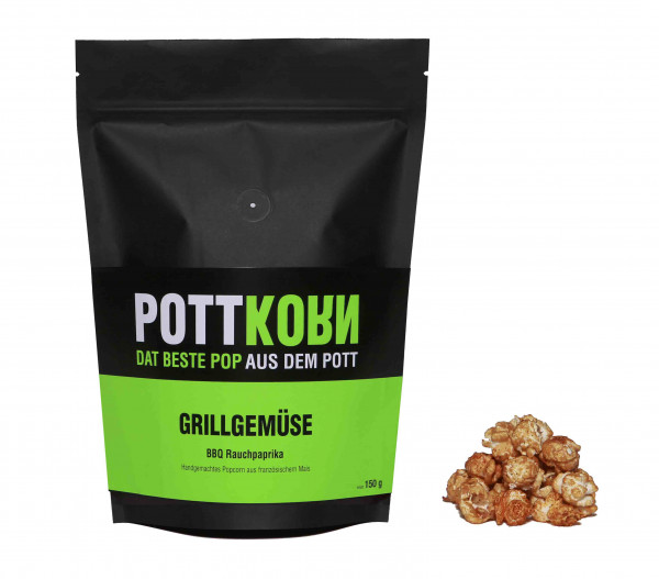POTTKorn - Grillgemüse