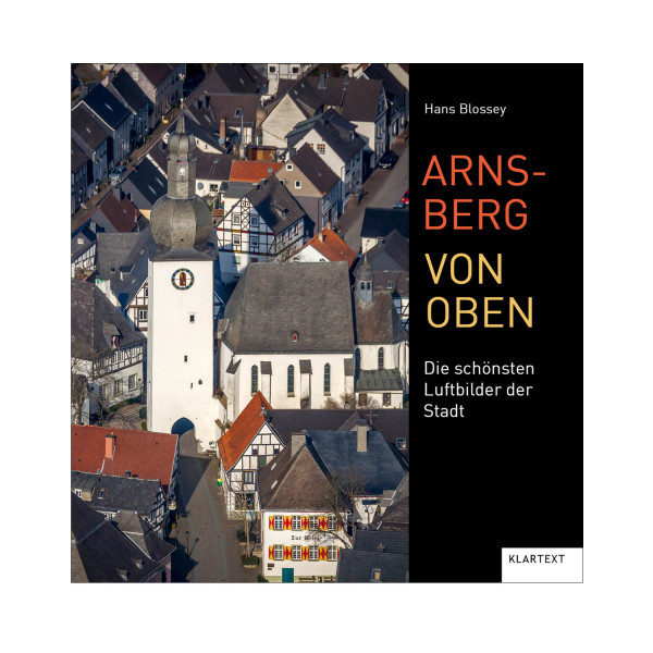 Arnsberg von oben - Bildband