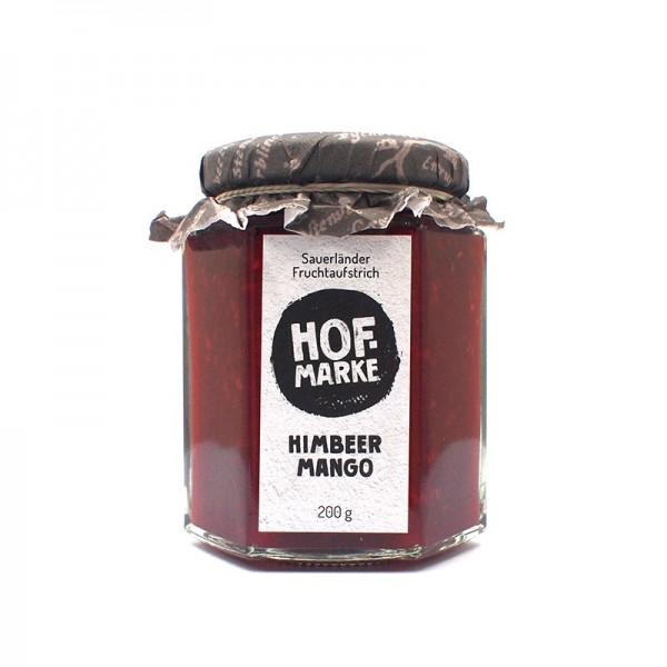 """""""Hofmarke"""" Himbeer - Mango - Fruchtaufstrich"""