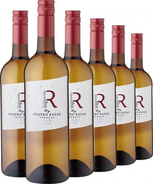 "2017 Verdejo ""4R"", Bodega Cuatro Rayas"