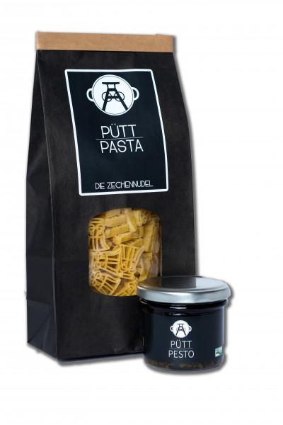 Pütt-Pasta & Pütt-Pesto