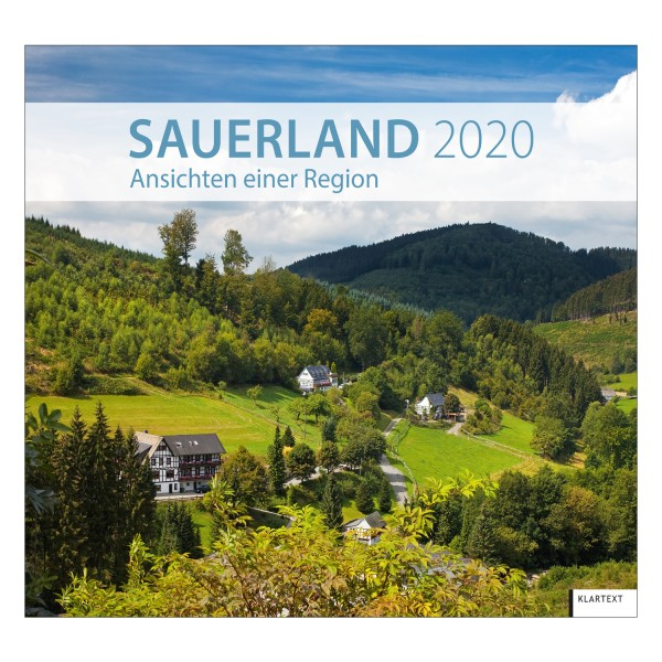 Sauerland 2020 - Kalender