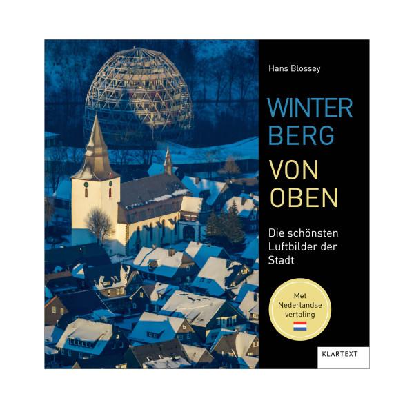 Winterberg von oben - Bildband