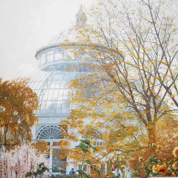 New York - Botanical garden / Bronx